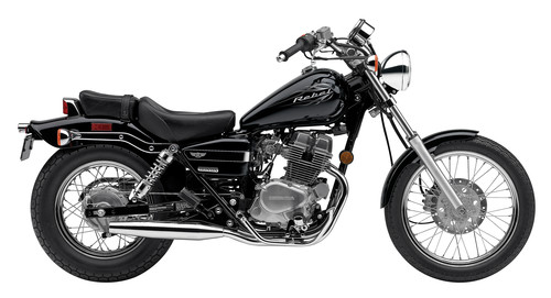 2013 Honda Rebel Black