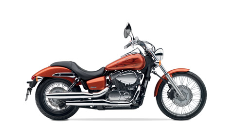 Honda Shadow VT750C2S ABS Spirit