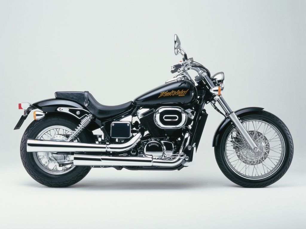 Honda VT750DC - Black Widow - 2001